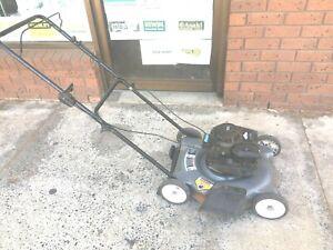 mower MTD SLASHER SIDE THROW 21 INCH CUT4 STROKE BRIGGS AND STRATTON serviced