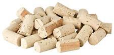 100 vor-geschnittene, neue Weinkorken zum Pinnwand-Bau Naturkorken (DIY Basteln)