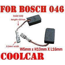 Carbon Brushes For Bosch 046 Grinder GWS 14-125 15-125 10-115 11-125 7-115 8-125