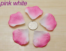 NEW 500-1000PCS Artificial Rose Petals Flowers For Wedding Party Decoration DIY