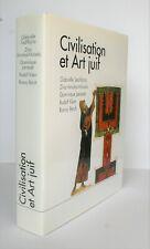 L'art Juif par Sed-Rajna - Edition Mazenod - 1995