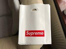 Supreme Box Logo Plastic Carrier Bag - [Medium]