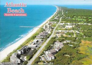 Atlantic Beach, North Carolina (Ref.2) - Posted Postcard
