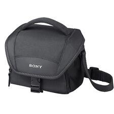 *SONY* LCS-U11 Camera Camcorder Shoulder Bag Case for Sony Canon Nikon Samsung