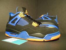 Nike Air Jordan IV 4 Retro BLACK ORANGE BLUE CEMENT CAVS SHOT 308497-027 OG 8
