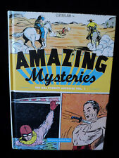 Amazing Mysteries: Bill Everett Archives Volume 1 Fantagraphics Books HC T 1910