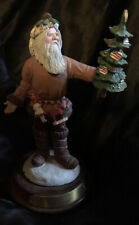 Duncan Royale History of Santa Claus Series - Pioneer Santa Limited Ed. - 1983