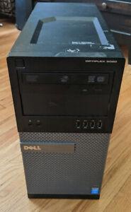 Dell Optiplex 9020 MT i7-4790 32GB RAM 120GB SSD Win10 PRO