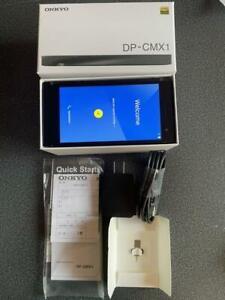 ONKYO DP-CMX1 GRAN BEAT Digital Audio Player/Smartphone Hi-Res japanese