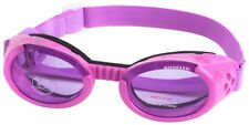 Doggles ILS Lilac/Purple Small | Goggles/Sunglasses | Eye Protection for Dogs