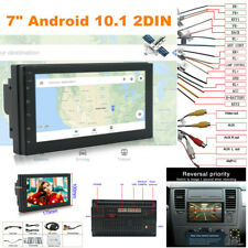 "7"" Android 10.1 2DIN Car MP5 Player Stereo Radio GPS Navigation Wifi Mirror Link"