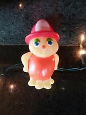 Vtg 80s Hasbro Glo Bug Glow Worm Friend Playskol Figure  FIREFLY -- RARE
