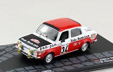Simca 1000 Rally 2  Rally Monte Carlo 1973 #34 1:43 Ixo/Altaya Modellauto