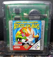 GameBoy Color Modul Looney Tunes Attacke Vom Mars  GBC Spiel