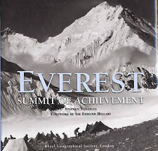 Everest: The Summit of Achievement, Venables, Stephen, Excellent Book