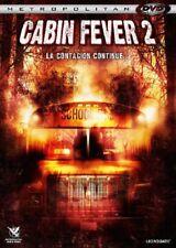 Cabin Fever 2 DVD NEUF SOUS BLISTER
