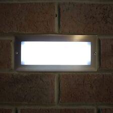 Eterna BRICKLED - IP65 LED Brick Light Bricklight With Stainless Steel Frame