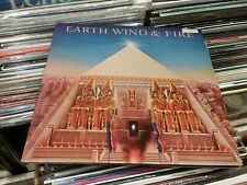 EARTH WIND AND FIRE-ALL'N ALL FUNK/SOUL/DISCO VINYL LP RECORD