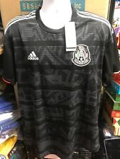 Adidas Mexico Authentic Black Jersey 2019 Player Version  Size Small Only