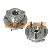 Pair: 2 New Front Wheel Hub & Bearing Assembly fits Jeep Grand Cherokee