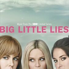 Big Little Lies Music From The HBO Limited Series Soundtrack Audio CD New