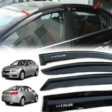 For 11-12 Chevrolet Cruze Sedan 4Doors Weather Protect Guard Visor Windshield