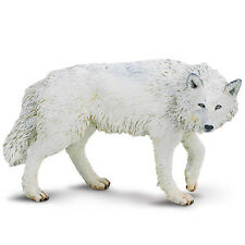 White Wolf North American Wildlife Safari Ltd NEW Toys Educational Figurines