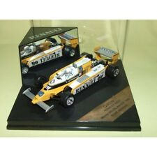 RENAULT RE21 GP DU BREZIL 1980 ARNOUX QUARTZO 4039 1:43