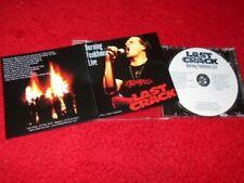 "Last Crack: CD - ""Burning Funkhouse LIVE"""