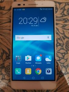 Huawei Honor Honor 7 - 16GB - Silver/white (Unlocked) Android Smartphone PLK-L01