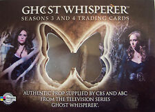 Ghost Whisperer Seasons 3 & 4 Prop Card P5 Vine