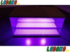 show case inkl. LED Beleuchtung für LEGO® Minifiguren Schaukasten Vitrine
