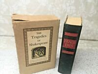 The Tragedies of Shakespeare 1944 Illus by Warren Chappell Illust Modern Library