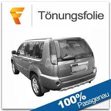 Passgenaue Tönungsfolie Nissan X-Trail I T30 2001-2007