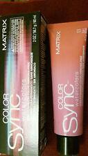 Matrix Color Sync Watercolors  Professional Demi Color 2 oz.