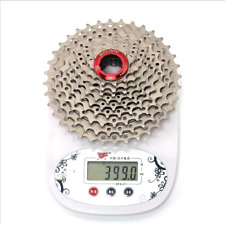 BOLANY Mountain Bike 9 Speed Cassette Freewheel 11-36T Wide Radio Sprocket 399g