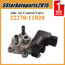 22270-11020 Idle Air Control Valve for Toyota Paseo Tercel 1.5L Corolla Starlet