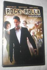 RocknRolla DVD 2009 Special Edition Thandie Newton, Gerard Butler, Tom Wilkinson