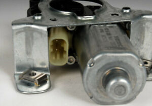 Power Window Motor Kit Front Left ACDelco GM Original Equipment 88987649