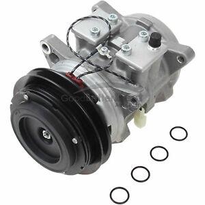 One DENSO A/C Compressor 4710204 for Toyota Land Cruiser