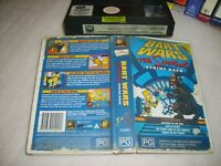 The SIMPSONS Strike Back: BART WARS - Late 90's Cult! 4 VHS Full Length Episodes