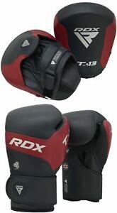 RDX Boxing Pads Training Focus Mitts Punching Gloves Muay Thai MMA Kickboxing