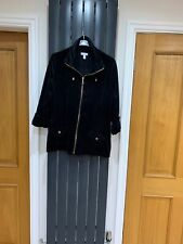 Ladies Charter Club Jacket XL