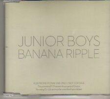 (BO260) Junior Boys, Banana Ripple - 2011 DJ CD
