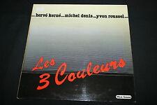 """KERNE / DENIS / ROUSSEL   LP 33T 12""""   LES 3 COULEURS"""