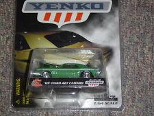 Yenko 1969 427 Green Camaro Limited Edition 1 of 5125 ship WW xmas