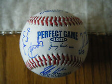 2009 AFLAC ALL AMERICAN CLASSIC AUTOGRAPH SIGNED EAST BASEBALL ALLIE SMELTER 20!