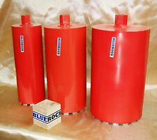 "NEW- 7"" - 12"" Diamond WET Coring Bit For Concrete Core Drill by BLUEROCK ® Tools"