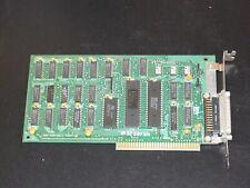 IBM SDLC card for vintage PC XT 8-bit ISA computer