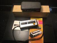 Vintage Minolta Pocket Autopak 70 Camera With Minolta Case And Manuals Untested.